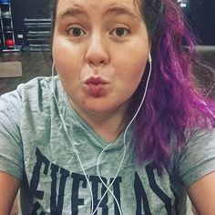 Gym done!  stay tuned for my workout video & a little give away!   Went for a swim after gym & now it's time to watch pretty little liars & then do some study!  . . #selfie #gymselfie #gymdone #weightloss #weightlossadvice #weightlossjourney #weightlosssupport #weightlossmotivation #myweightlossjourney #weightlossjourney2016 #fitfam #fitspo #fitlife #fitness #fitnessjourney #fitnesslifestyle #losingweight #getfit #getstrong #gettinghealthy #pcos #pcosweightloss #purplehair #gym #gymlife…