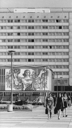 Dresden Prager Strasse September 1970