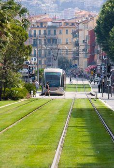 i really wanna live there! France, Nice by Nastya Kuteinikova