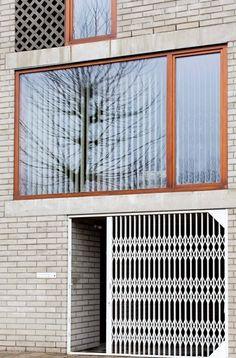 BULK Architecten - Mooie Gevel, Antwerpen