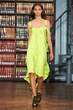 Sies Marjan New York Spring/Summer 2017 Ready-To-Wear Collection | #NYFW