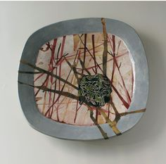 Wall and Table: Brewery Arts Kendal « Anna Lambert Square Plates, Earthenware, Brewery, Anna, Pottery, Tableware, Wall, Beautiful, Dishes