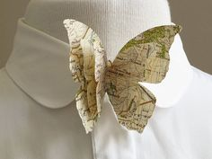 Butterfly Bow Tie by foxandlamb on Etsy, $80.00