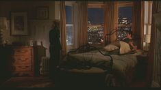 """Now, THAT'S a bedroom!  From the movie """"Just Like Heaven"""""""