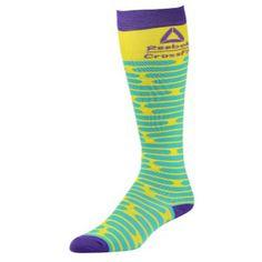 Reebok CrossFit Socks bring fun to a tough workout!