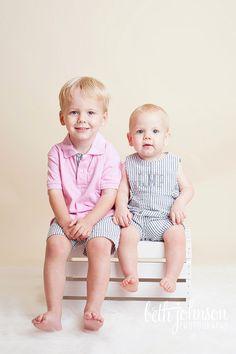 Landon: One Year | Tallahassee, Florida Studio Baby Photography | Tallahassee, FL Newborn, Baby, Maternity, Child, and Family Photographer - Beth Johnson Photography