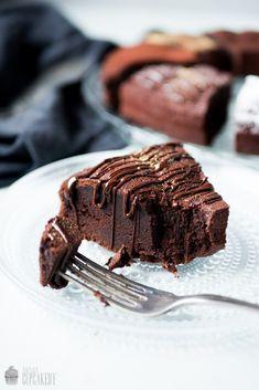 Brownie Recipes, Cake Recipes, Dessert Recipes, No Bake Desserts, Healthy Desserts, Mary Recipe, Cake & Co, Sweets Cake, Food Cakes