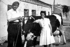 Resultado de imagen de hambre en españa años 40