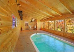 Gone Swimmin' 260 | 2 Bedroom Cabins | Pigeon Forge Cabins | Gatlinburg Cabins