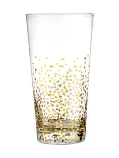 Luster Highball Glasses (Set of 4) by FITZ&FLOYD at Gilt