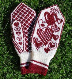 E-post – Åsa Samuelsson – Outlook Knitted Mittens Pattern, Knit Mittens, Knitted Gloves, Knitting Socks, Baby Knitting, Knitting Charts, Knitting Patterns, Crochet Patterns, Norwegian Knitting