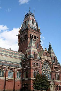 Explore Harvard University in This Photo Tour: Harvard University Memorial Hall