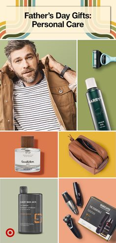 Looking for ways to pamper Dad? Find Father's Day skincare gifts, men's grooming kits, personal care essentials & more ideas for every kind of dad. Shave Gel, Love Dad, Grooming Kit, Fathers Day Gifts, Shaving, Skincare, Dads, Essentials, Personal Care