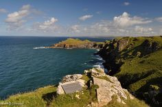 For the fallen - a poem composed on Pentire Point near Polzeath, Cornwall