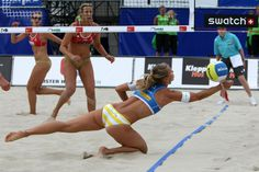 35 of the Hottest Women's Beach Volleyball Players on the Planet Beach Volleyball Girls, Women Volleyball, Volleyball Training, Taekwondo, Ufc, Motogp, Snowboard, Atlanta, Female Volleyball Players