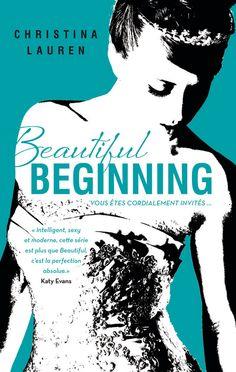 Beautiful Beginning Christina Lauren 160 pages Couverture souple Réservé aux adultes #Livre