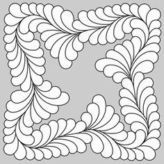 Lots of free quilting designs.