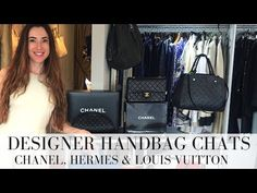 Take a look at my video, folks👇 DESIGNER BAG COLLECTION: Chanel | Louis Vuitton | Hermes https://youtube.com/watch?v=nMnwXfvBUz0
