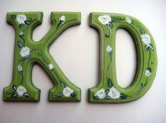 Letters, letters, letters!