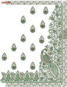 Computerized Embroidery Machine, Machine Embroidery Designs, Lucknowi Suits, Weave Shop, Saree Styles, Textile Design, Sarees, Decorative Plates, Weaving