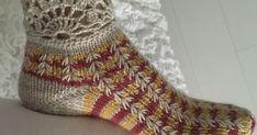 Wool socks with lace up, wool socks, knitting, hourglass heel, pattern knit . Wool Socks, Knitting Socks, Patterned Socks, Boot Cuffs, Mittens, Needlework, Knitting Patterns, Knit Crochet, Slippers