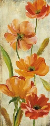 Flower Dance II Láminas por Carol Robinson en AllPosters.es