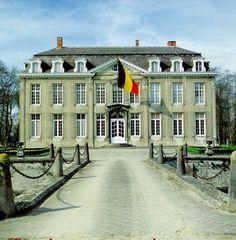Castle of Leeuwergem, Belgium