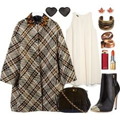 Plaid The Main | Style Accents #ootd