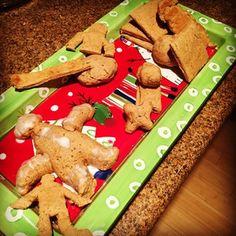A gingerbread family has been tortured. #pinterestfail