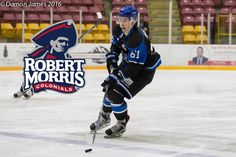 "PENTICTON, BC –The Penticton Vees Jr. A Hockey Club is pleased to announce forward Ryley Risling (96) has committed to Robert Morris University for the 2017-18 season.   The 20-year-old Risling said he was thoroughly impressed during his campus visit, ""The players and staff were very good to me when I was down visiting. I …"