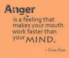 yep..lots of mouths running off with anger...and in denial