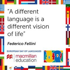 Different languages = different perspectives