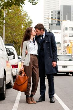 cute, stylish couples