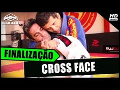 Jiu-Jitsu - Finalização Cross Face - Marco Barbosa - BJJCLUB - YouTube