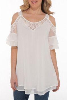 ivory lace blouses - Pesquisa Google