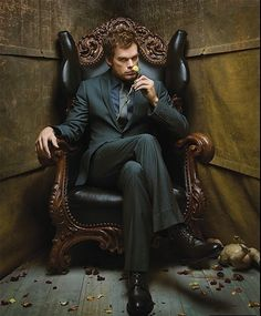 Michael C. Hall - I want to see the rest of the photos from this particular shoot!