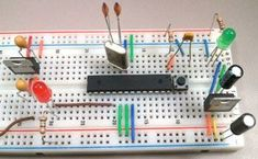 Build Your Own Arduino Circuit on a Breadboard Small kit with BIG functionality