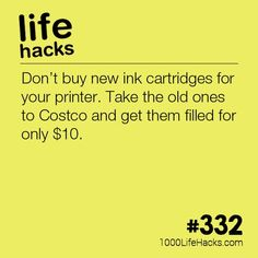 Life Hacks) The post Save On Ink Cartridges appeared first on 1000 Life Hacks.The post Save On Ink Cartridges appeared first on 1000 Life Hacks.