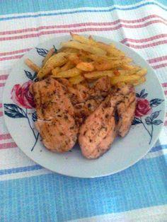 Φάε Βράδυ : TO ΠΙΟ ΖΟΥΜΕΡΟ ΚΟΤΟΠΟΥΛΟ ΦΙΛΕΤΟ How To Cook Chicken, Turkey, Meat, Cooking, Food, Kitchen, Turkey Country, Essen, Meals