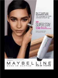 ADVERTISEMENT from Cosmopolitan, September 2018  Read it on the