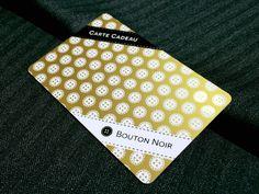 #cartecadeau #bouton_noir #boutique