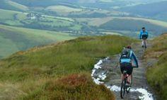 Mountain biking: my new favourite sport!