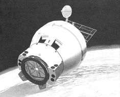British Aerospace's Multi-Role Capsule - a competitor to the ESA's Hermes spaceplane