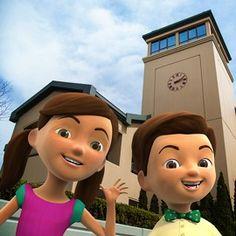 Caleb and Sophia Visit Bethel