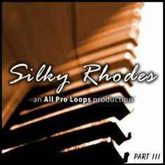 Silky Rhodes 3 WAV MiDi magesy.pro