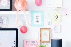 Home Office Tour