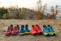 We ran 375 miles in 11 models of trail running shoes and decided that the men's and women's Saucony Peregrine 7 are the best trail runners for most people.