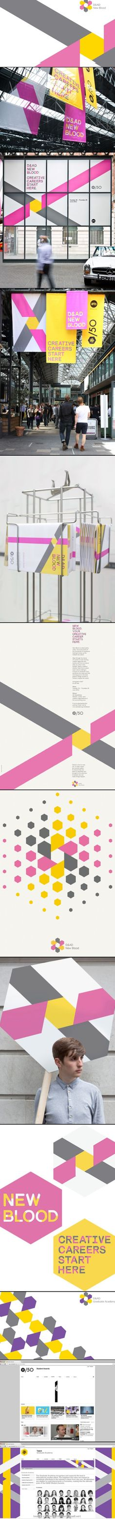 Identity / d&ad  ihnynotes: color pops. The UX Blog podcast is also available on iTunes.
