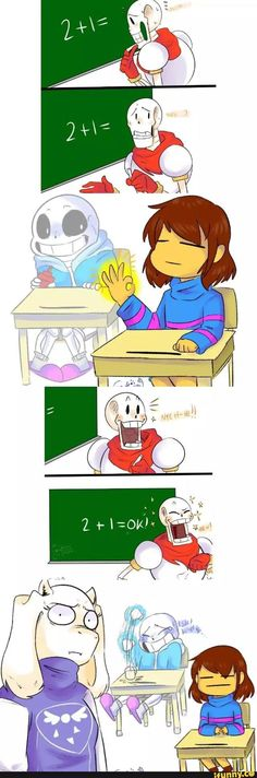 You tried, Papyrus. You tried.