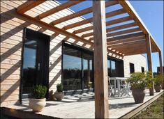 Construction bois - Une maison bois passive en Bourgogne | Travaux.com